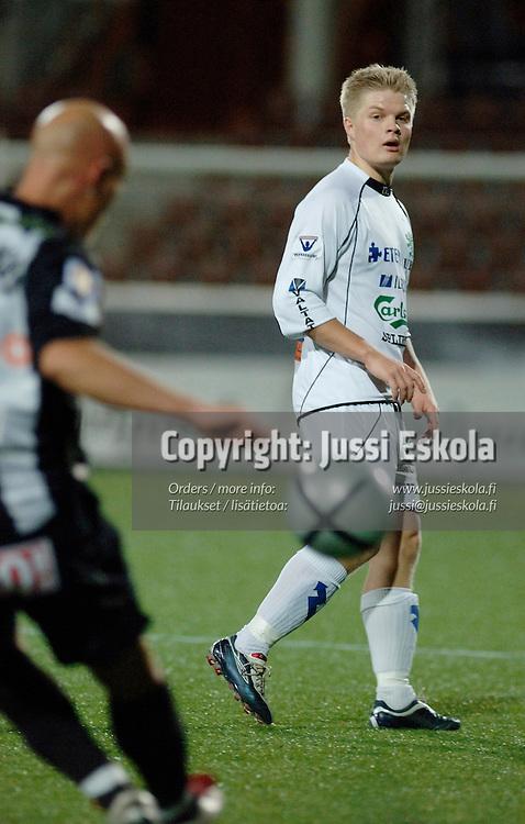 Mikko Innanen, Haka.&amp;#xA;Suomen Cupin finaali 2005.&amp;#xA;Photo: Jussi Eskola<br />