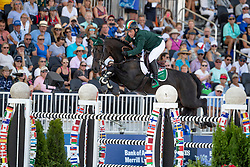 O Connor Cian, IRL, Good Luck<br /> World Equestrian Games - Tryon 2018<br /> © Hippo Foto - Dirk Caremans<br /> 21/09/2018