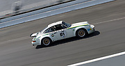 Image of Cameron Healy racing his 1974 Porsche 3.0 Carrera RS at the Pacific Northwest Historics, Pacific Raceway, Kent, Washington, Pacific Northwest