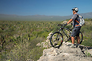Mexico, Baja California sur, Baja, La Ventana, Sea of Cortez, mountain biking ,MR 0535