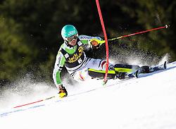 NEUREUTHER Felix of Germany competes during Men's Slalom - Pokal Vitranc 2014 of FIS Alpine Ski World Cup 2013/2014, on March 9, 2014 in Vitranc, Kranjska Gora, Slovenia. Photo by Matic Klansek Velej / Sportida