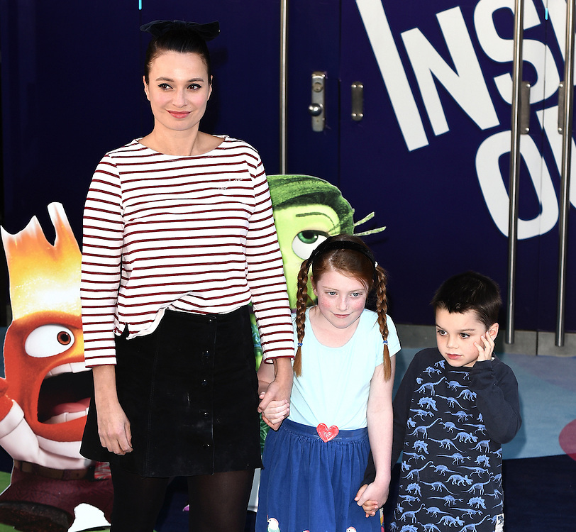 Disney's Inside Out UK Gala Screening at Odeon Leicester Square, London on Sunday 19 July 2015