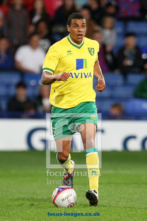 Picture by Paul Chesterton/Focus Images Ltd..26/7/11.Elliot Bennett of Norwich City during a pre season friendly at Selhurst Park stadium, London