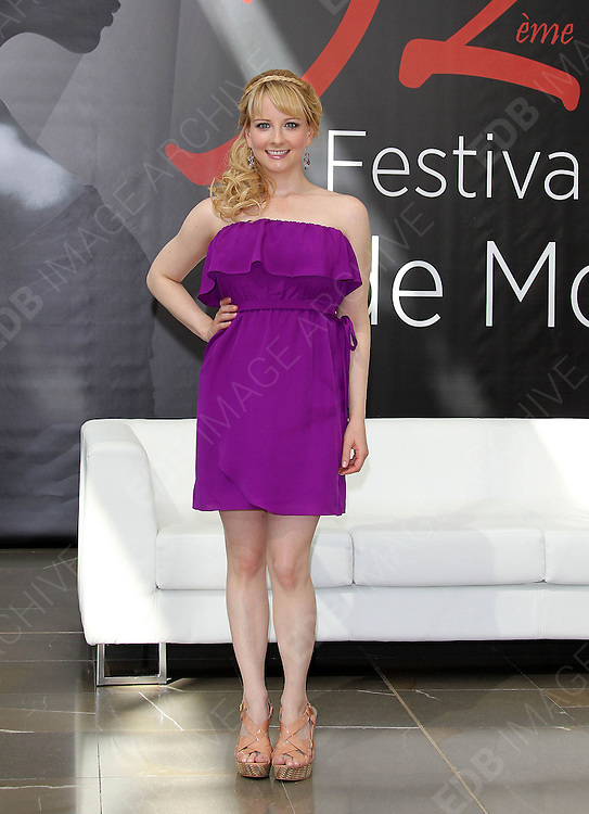 12.JUNE.2012.MONACO<br /> <br /> MELISSA RAUCH ATTENDS THE BIG BANG THEORY PHOTOCALL AT THE 52nd MONTE-CARLO TELEVISION FESTIVAL.<br /> <br /> BYLINE: EDBIMAGEARCHIVE.CO.UK<br /> <br /> *THIS IMAGE IS STRICTLY FOR UK NEWSPAPERS AND MAGAZINES ONLY*<br /> *FOR WORLD WIDE SALES AND WEB USE PLEASE CONTACT EDBIMAGEARCHIVE - 0208 954 5968*