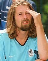 Fotball: MYKLAND, Erik <br />                              Fussballspieler    TSV 1860 München