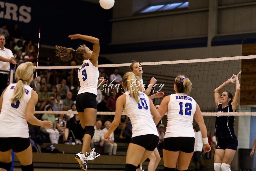 MCHS Varsity Volleyball .vs Orange .9/2/2008