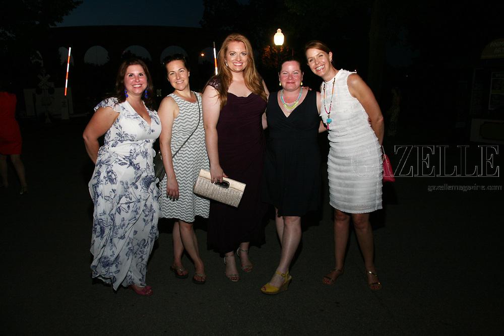 Lauren Yaeger, Emily Frank, Kate Swigelson, Annie Wardenburg, Edie Dorris