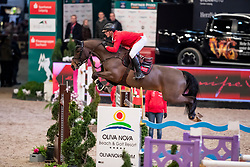 Meyer Tobias, GER, Corny<br /> Leipzig - Partner Pferd 2019<br /> © Hippo Foto - Stefan Lafrentz
