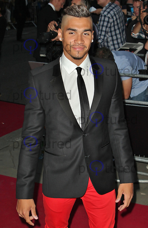 LONDON - September 04: Louis Smith at the GQ Men of the Year Awards 2012 (Photo by Brett D. Cove)