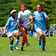 Various Shots of soccer games