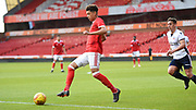 Nottingham Forest U23's Brennan Johnson during the U23 Professional Development League Play-Off Final match between Nottingham Forest and Bolton Wanderers at the City Ground, Nottingham, England on 4 May 2018. Picture by Jon Hobley.