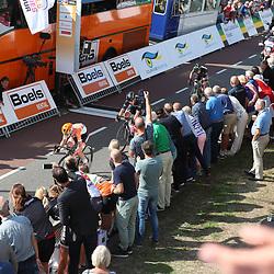 31-08-2018: Wielrennen: Ladies Tour: Weert
