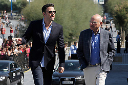 22.09.2012, San Sebastian Donostia, ESP, 60th San Sebastian Donostia International Film Festival, im Bild Film Director Ben Affleck (l) and the actor Alan Arkin attend the photocall of 'Argo' // during 60th San Sebastian Donostia International Film Festival, San Sebastian Donostia, Spain on 2012/09/22. EXPA Pictures © 2012, PhotoCredit: EXPA/ Alterphotos/ Acero..***** ATTENTION - OUT OF ESP and SUI *****