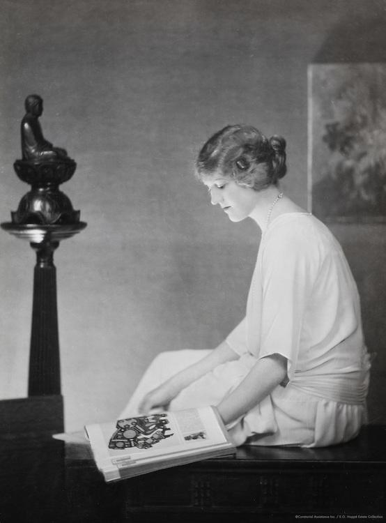 The Duchess of Northumberland, England, UK, 1922