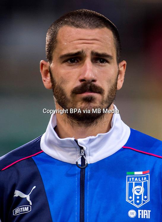 Uefa Euro FRANCE 2016 - <br /> Italy National Team - <br /> Leonardo Bonucci
