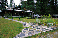 Kootenay Park Lodge in Kootenay National Park, southeast British Columbia