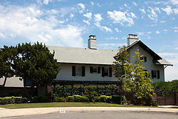 Former family home of General George S. Patton, 1220 Patton Court, San Marino, California, United States of America