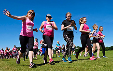 Race for Life, Edinburgh, 24 June 2018