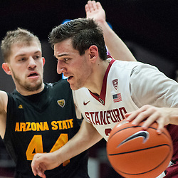 Men's Basketball v. Arizona State