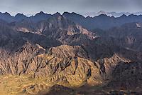 Berge im Norden Omans