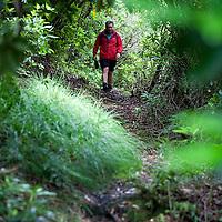 July 2009 - Walk Magazine - Cowal Way Scotland with writer Paul Lamarra