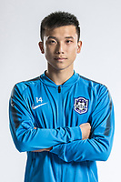 **EXCLUSIVE**Portrait of Chinese soccer player Liu Yaoxin of Tianjin TEDA F.C. for the 2018 Chinese Football Association Super League, in Tianjin, China, 28 February 2018.