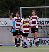 U15 PREMIER BOYS HOCKEY <br /> North Harbour V Canterbury<br /> Semi Final 2<br /> 20181005<br /> Photo by Kevin Clarke CMG SPORT ACTION IMAGES<br /> ©cmgsport2018