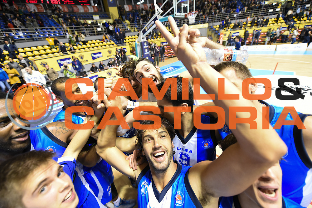 DESCRIZIONE : Torino Lega A 2015-16 Manital Torino - Betaland Capo d'Orlando<br /> GIOCATORE : selfie Betaland Capo d'Orlando<br /> CATEGORIA :Serie A <br /> SQUADRA : Betaland Capo d'Orlando<br /> EVENTO : Campionato Lega A 2015-2016<br /> GARA : Manital Torino - Betaland Capo d'Orlando<br /> DATA : 22/11/2015<br /> SPORT : Pallacanestro<br /> AUTORE : Agenzia Ciamillo-Castoria/M.Matta<br /> Galleria : Lega Basket A 2015-16<br /> Fotonotizia: Torino Lega A 2015-16 Manital Torino - Betaland Capo d'Orlando