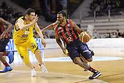 DESCRIZIONE : Ancona Lega A 2012-13 Sutor Montegranaro Angelico Biella<br /> GIOCATORE : Trey Johnson<br /> CATEGORIA : palleggio penetrazione<br /> SQUADRA : Angelico Biella<br /> EVENTO : Campionato Lega A 2012-2013 <br /> GARA : Sutor Montegranaro Angelico Biella<br /> DATA : 02/12/2012<br /> SPORT : Pallacanestro <br /> AUTORE : Agenzia Ciamillo-Castoria/C.De Massis<br /> Galleria : Lega Basket A 2012-2013  <br /> Fotonotizia : Ancona Lega A 2012-13 Sutor Montegranaro Angelico Biella<br /> Predefinita :