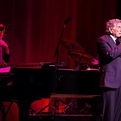 Tony Bennett at the NJ Performing Arts Center, January 27, 2013