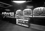 15/06/1979.06/15/1979.15th June 1979  Photograph of the interior of Bewley's Cafe on Westmoreland Street. The cafe in Westmoreland Street was opened in 1896.