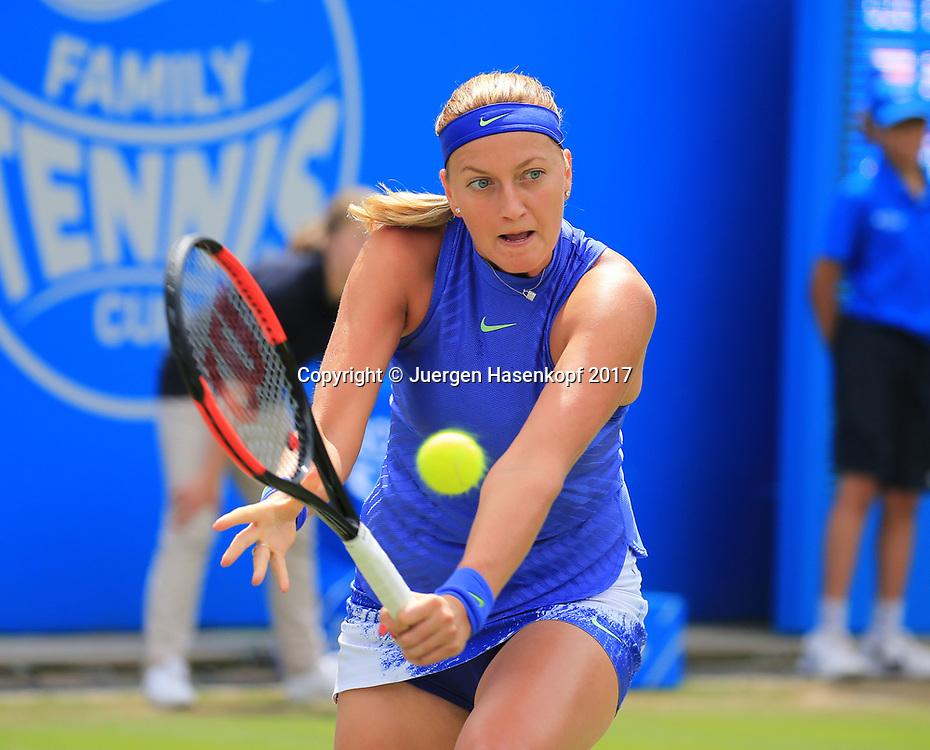 PETRA KVITOVA (CZE), Aegon Classic Birmingham 2017<br /> <br /> Tennis - Aegon Classic Birmingham 2017 - WTA -  The Edgbaston Priory Club - Birmingham -  - Great Britain  - 25 June 2017. <br /> &copy; Juergen Hasenkopf