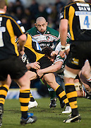 Wycombe, GREAT BRITAIN,   Tigers', boris STANKOVICH, during the Guinness Premiership rugby game, London Wasps vs Leicester Tigers at Adam's Park Stadium, Bucks, England, on Sun 15.02.2009. [Photo, Peter Spurrier/Intersport-images]