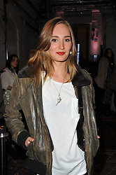 RUBY STEWART at a party to celebrate the launch of the CLub Monaco brand at Browns held at the Royal Academy of Art, Piccadilly, London on 19th February 2011.