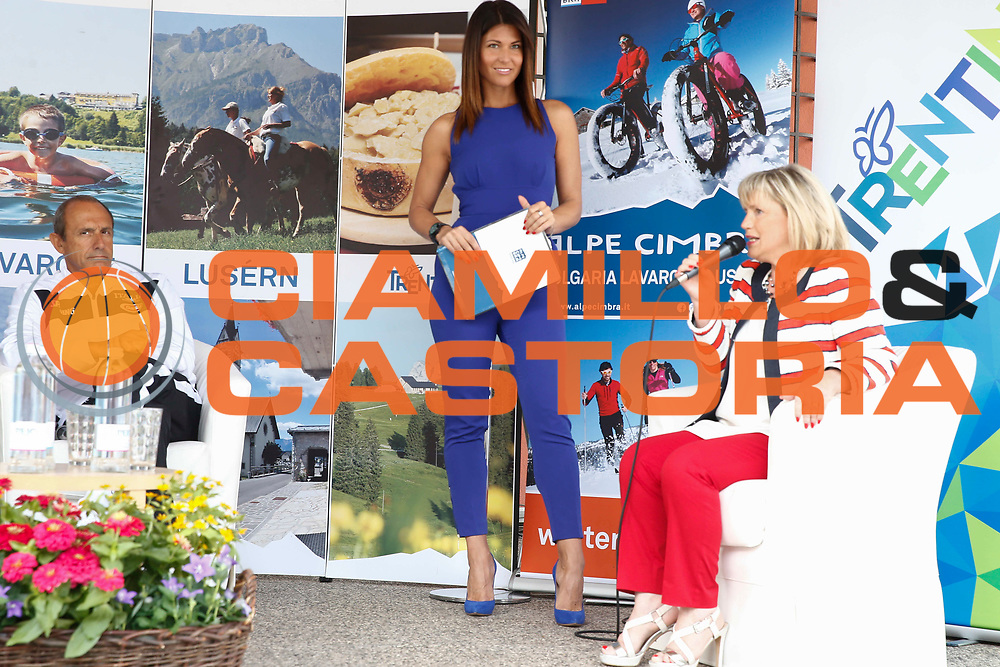 Raduno Nazionale Maschile Senior<br /> Raduno Giorno 6<br /> Conferenza Stampa<br /> Folgaria 27/07/2017<br /> Foto Ciamillo-Castoria/ A.Gilardi