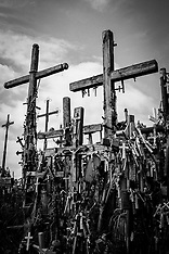 Lithuania Mountain of Crosses