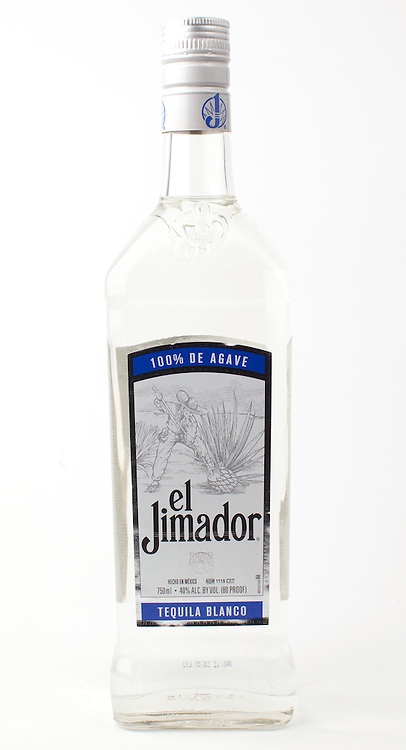 El Jimador blanco -- Image originally appeared in the Tequila Matchmaker: http://tequilamatchmaker.com