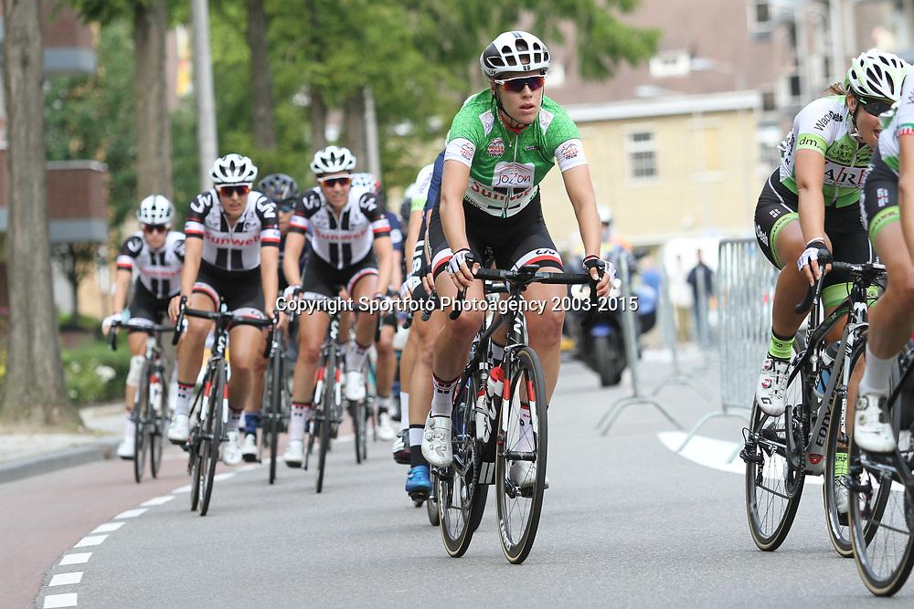 01-09-2017: Wielrennen: Boels Ladies Tour: Weert: Ellen van Dijk