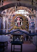 Capilla del Santo Sepulcro, Sanctuary of Atotonilco, Guanajuato province, Mexico