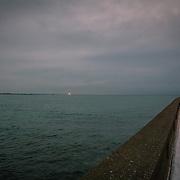 Today's slushy Winter Sunrise  at Narragansett Town Beach, Narragansett, RI,  January  29, 2013. Photo: Tripp Burman