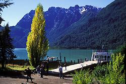 Puerto Frias, Bariloche, Argentina / Puerto Frias,  Bariloche in Argentina
