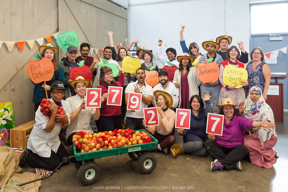 FoodShare's Great Big Crunch 2017
