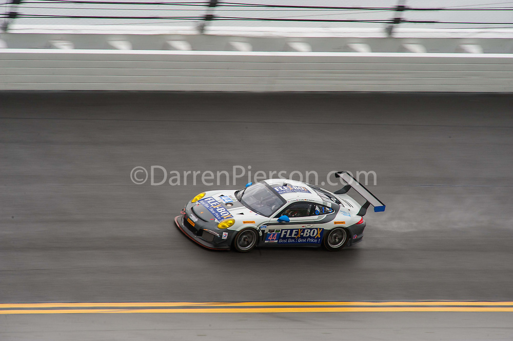 #44 Magnus Racing, LLC Porsche 911 GT America: John Potter, Andy Lally, Marco Seefried