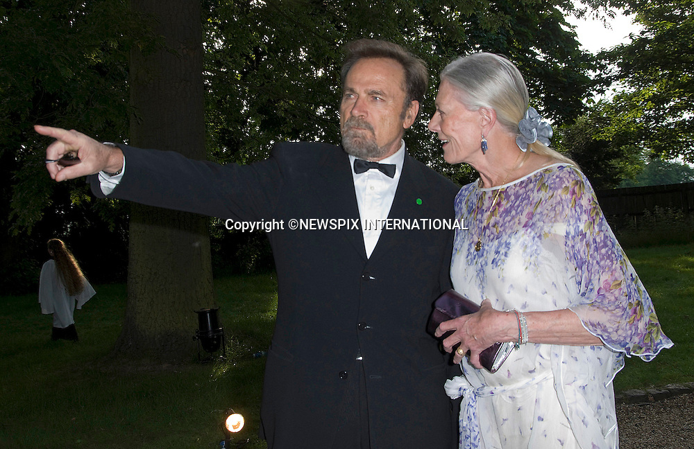 "FRANCO NERO AND VANESSA REDGRAVE.Raisa Gorbachev Foundation 5th Annual Gala Dinner hosted by President Mikhail Gorbachev, Evgeny Lebedev and Geordie Greig, Hampton Court,London_05/06/2010..Mandatory Credit Photo: ©DIAS-NEWSPIX INTERNATIONAL..**ALL FEES PAYABLE TO: ""NEWSPIX INTERNATIONAL""**..IMMEDIATE CONFIRMATION OF USAGE REQUIRED:.Newspix International, 31 Chinnery Hill, Bishop's Stortford, ENGLAND CM23 3PS.Tel:+441279 324672  ; Fax: +441279656877.Mobile:  07775681153.e-mail: info@newspixinternational.co.uk"