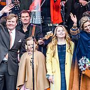 NLD/Tilburg/20170427- Koningsdag 2017,
