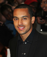 Theo Walcott The Twilight Saga: Breaking Dawn Part 1 UK Premiere, Westfield Startford City, London, UK. 16 November 2011. Contact rich@pictured.com +44 07941 079620 (Picture by Richard Goldschmidt)