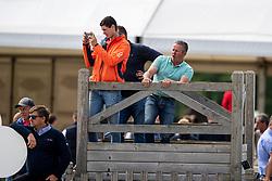 Schellekens Tom, NED, Casander<br /> European Jumping Championship Children<br /> Zuidwolde 2019<br /> © Hippo Foto - Dirk Caremans<br /> Schellekens Tom, NED, Casander