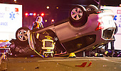 Quadra and Princess Car Roll Over Jan 5, 2015