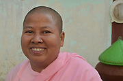 Portrait, Sagaing, Myanmar