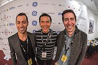 Sam Cossman, Eric Cheng. New York City Drone Film Festival 2016